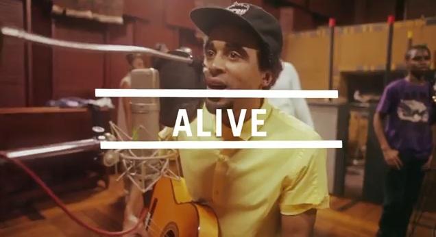Patrice, alive