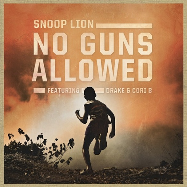 SnoopLionNoGunsAllowed