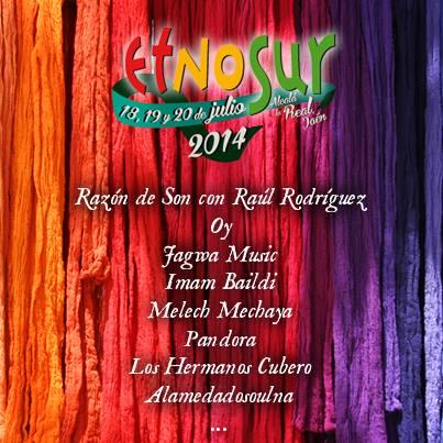 etnosur 2014
