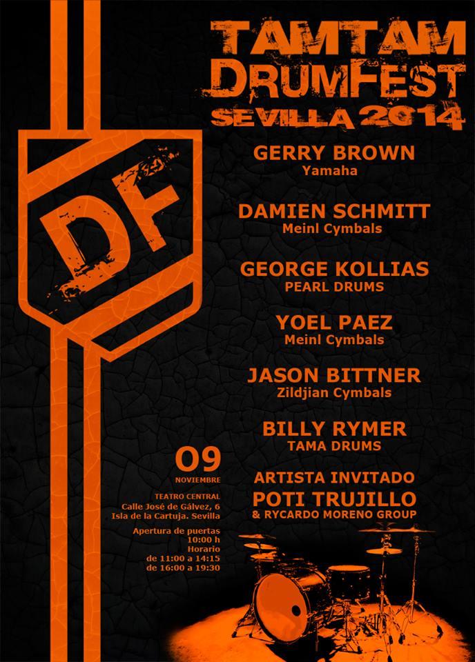 TAMTAM Drumfest 2014