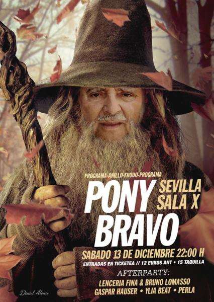 pony sala x