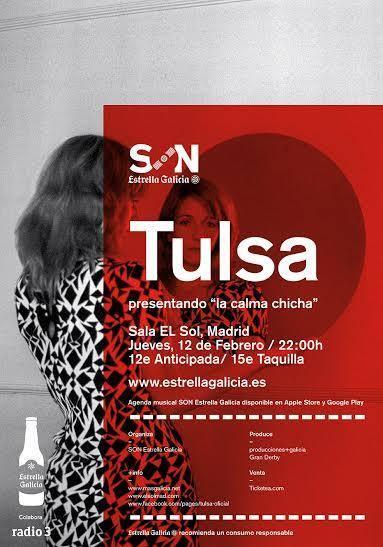 Tulsa sala Sol