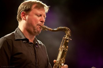 Chris Potter Tentet. Venue: Hudson, North Sea Jazz 2010