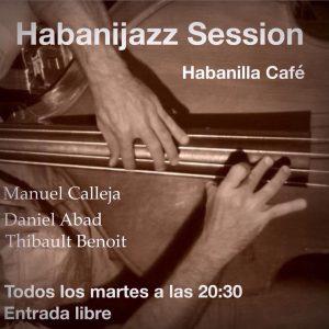 Habanijazz Session en Habanilla Café @ Habanilla Café   Sevilla   Andalucía   España