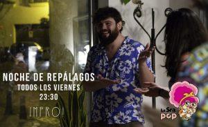 Impro by Noche de Repálagos en La Sra Pop @ La Sra Pop | Sevilla | Andalucía | España