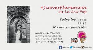 #juevesflamencos en La Sra. Pop @ La Sra. Pop    Sevilla   Andalucía   España
