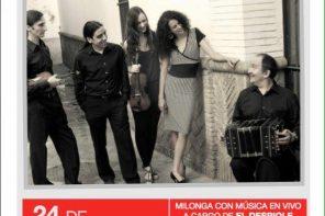 La Orquesta Despiole llevará el tango a La Sala