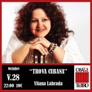 Yliana Labrada en CasaLa Teatro @ CasaLa Teatro | Sevilla | Andalucía | España