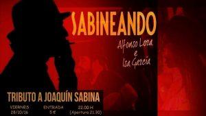 Sabineando en La Caja Negra @ La Caja Negra | Sevilla | Andalucía | España