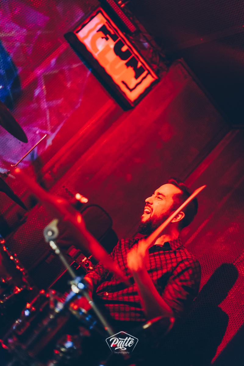 Quentin Gas & Los Zingaros - Fun Club - 21 de enero de 2017 - 174
