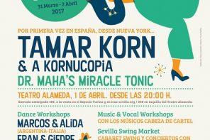 Sevilla Swing Festival! nos trasportará de nuevo a los años 20