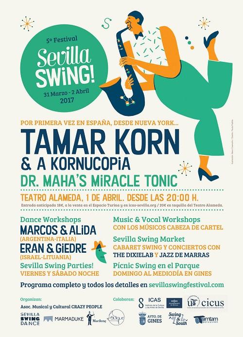 Sevilla Swing 2017