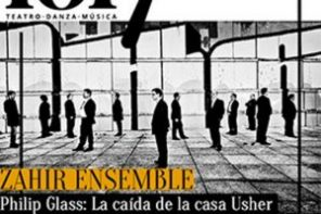 Zahir Ensemble estrenará una ópera de Philip Glass en Sevilla