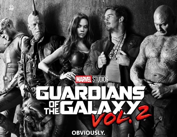 Guardianes de la Galaxia vol.2 a
