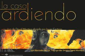Entrevista a David Montero, La Casa Ardiendo