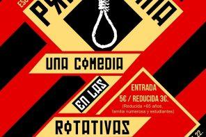 Primera Plana: una comedia negra en las rotativas