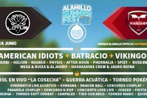 ¡¡Frikis, al Alamillo Summer Fest 2017!!