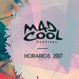 Mad Cool horarios