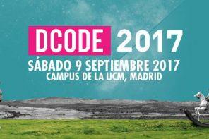 """DCode 2017 """"Un día a lo grande"""""""
