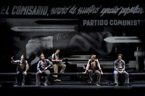 In memoriam. La quinta del biberón en el Teatro Central de Sevilla