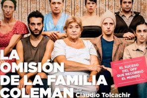La omisión de la familia Coleman en Teatro Central de Sevilla.