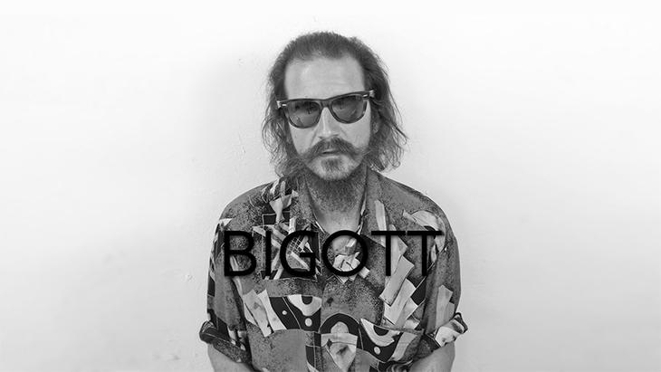 """BIGOTT: """"NO VOY A NINGÚN SITIO QUE NO SEA EL PRESENTE"""""""