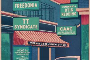 La segunda edición de Soulville llega el viernes 22 al CAAC con Freedonia