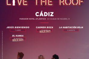 Carmen Boza te espera en el Hotel Atlántico, Cádiz