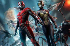 Crítica: 'Ant-Man y La Avispa'