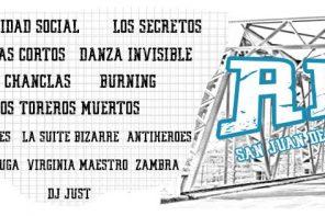 Riofest nos trae lo mejor de los 80´s y 90´s a San Juan de Aznalfarache