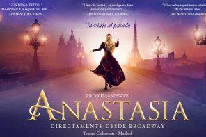 Anastasia, el musical,se estrena esta semana en la Gran Vía