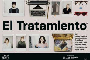 """Pablo Remón llega al Teatro Central con """"El tratamiento"""""""
