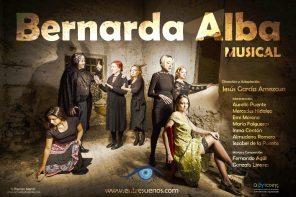 Bernarda Alba, el musical en el Teatro Quintero