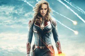 Crítica Capitana Marvel «Sí capitana, mi capitana»