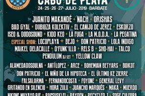 Festival Cabo de Plata 2019: No hay verano sin pasar por Barbate y su festival
