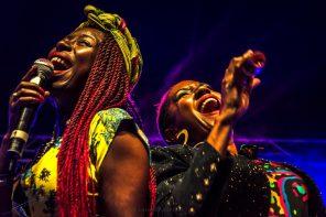 Soulville IV: La fiesta de la música negra se llenó de color
