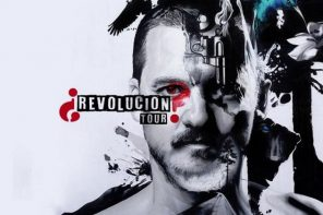 Dos noches de ¿Revolución? con Coque Malla en sala Custom