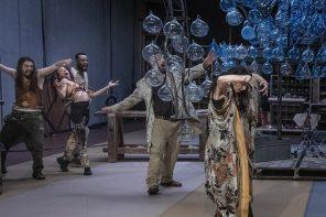 Jan Lauwers: el mejor teatro del mundo en Sevilla.