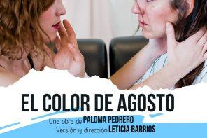 'El color de agosto' en Viento Sur Teatro