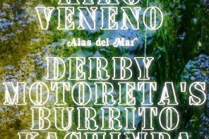 Celebramos el Día de Andalucía con el single «Alas de Mar», estreno de Kiko Veneno junto con Derby Motoreta's Burrito Kachimba