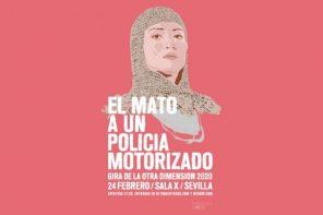 """El Mató a un Policía Motorizado en Sevilla: a las puertas de """"la otra dimensión"""""""